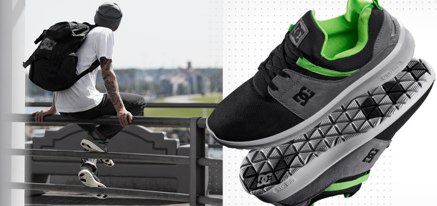 Акции DC Shoes в Колпашево